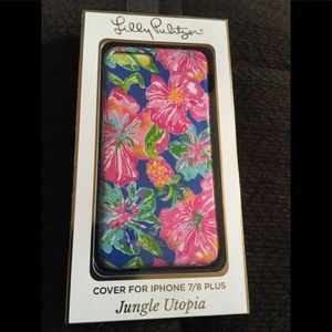 Lilly Pulitzer 7/8Plus Phone Case